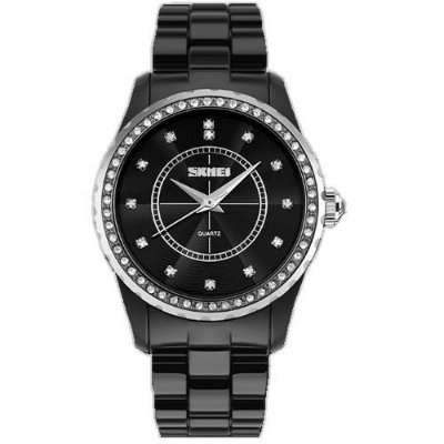 Relógio Feminino Skmei Analógico 1159-G Preto