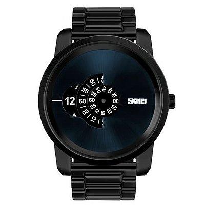 Relógio Masculino Skmei Analógico 1171 Preto