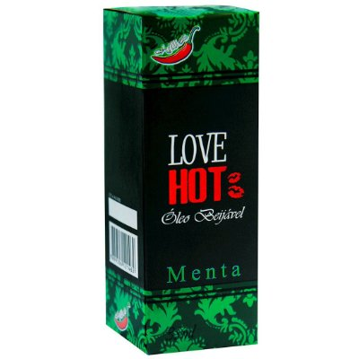Óleo Beijável Love Hot Menta 35 ml - JELLY MENTA