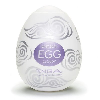 Masturbador Tenga Egg Cloud - TEN12