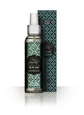 Óleo de Massagem Plus Sensual BE MY LOVE 120ml - 3111