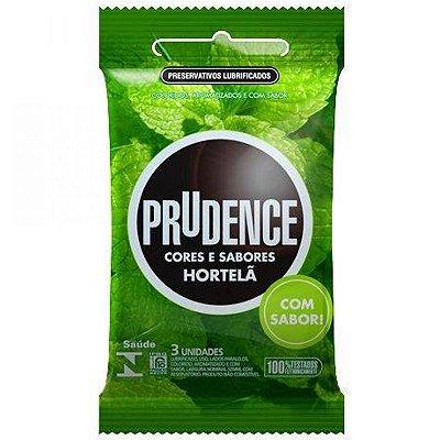 Preservativo Prudence Hortelã