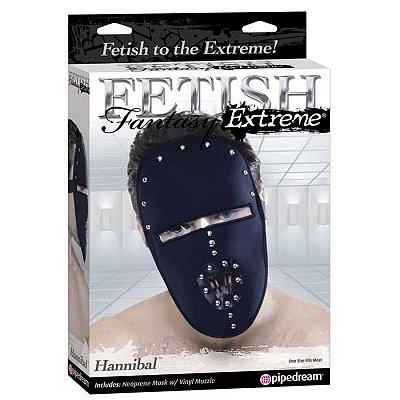 Máscara em Vinil Extreme Hannibal Hood - PD3650-23