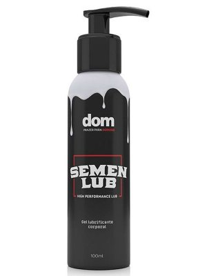 Gel Lubrificante Semen Lub 100 ml - CO318