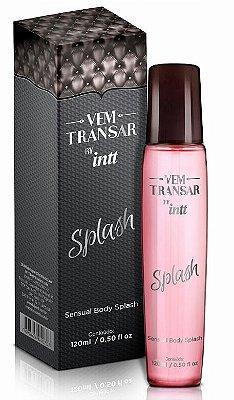 Loção Corporal e Perfume Body Splash Vem Transar 120 ml