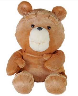 Urso Ted com Compartimento Secreto - LP020