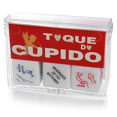 Toque do Cupido 3 Dados - LD001