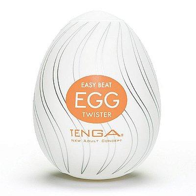O Original - Masturbador Tenga Egg - Twister - EVA831