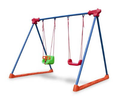 Balanço de Criança com assento e cadeirinha - FRESO - RR060a