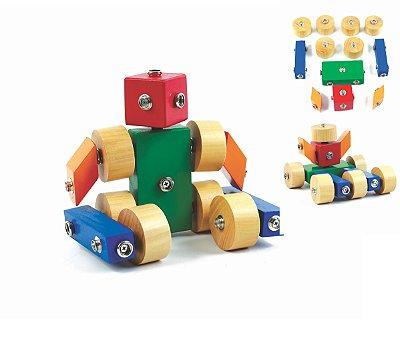 Click Formas 12 peças - Estimule a criatividade - RR003032