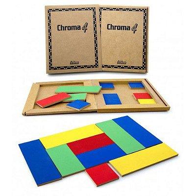 Chroma 4 - Jogo de Tabuleiro Mitra - R005015