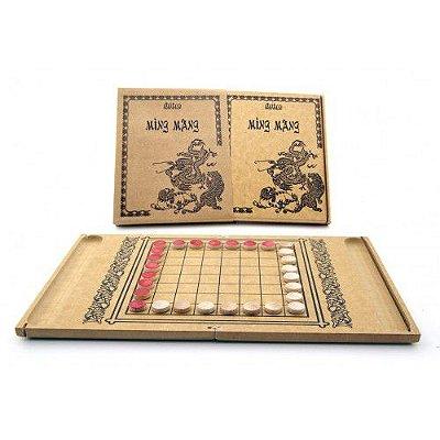 Ming Mang - Jogo de Tabuleiro em Madeira - Mitra - RR005037