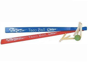 Jogo de Taco - Bets Tacoball Colorido - RR003004