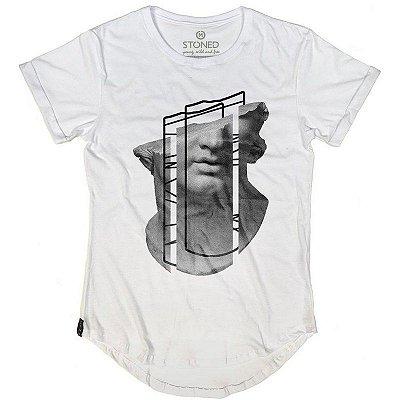 Camiseta Longline Vertigo no Face