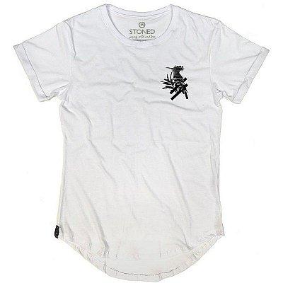 Camiseta Longline Vertigo Hoopoe