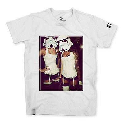 Camiseta Confort Star Wars Girls