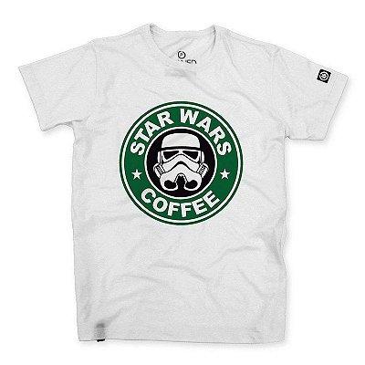 Camiseta Confort Star Wars Coffee