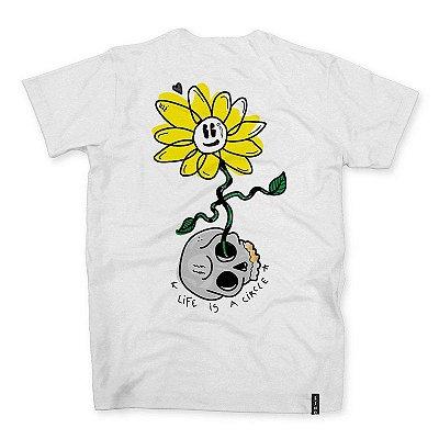 Camiseta Masculina Life is a Circle