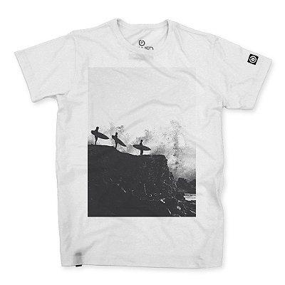 Camiseta Masculina Three Surfers