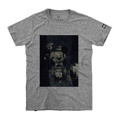 Camiseta Confort Stoned Mickey