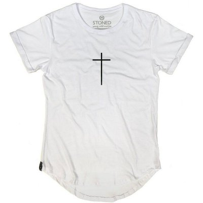 Camiseta Longline Faith