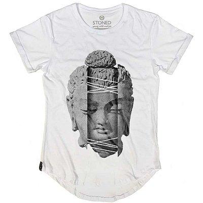 Camiseta Longline Vertigo Buda