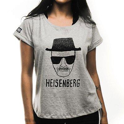 Camiseta Feminina Heisenberg