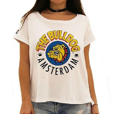Camiseta Feminina The Bulldog