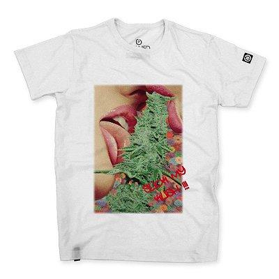 Camiseta Classic Suck My Kush