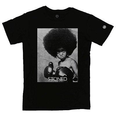 Camiseta Masculina Black Power