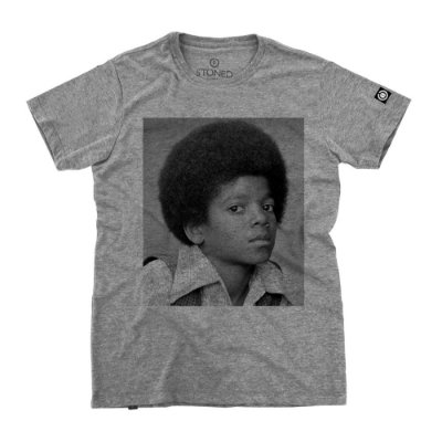 Camiseta Masculina Michael Jackson