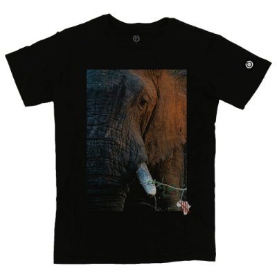 Camiseta Masculina Big Five - Elefante