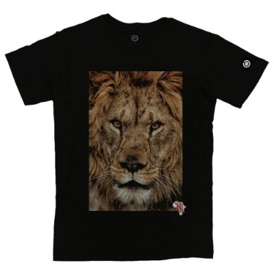 Camiseta Masculina Big Five - Leão