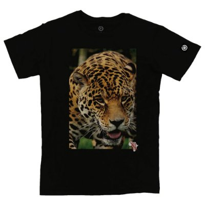 Camiseta Masculina Big Five - Leopardo