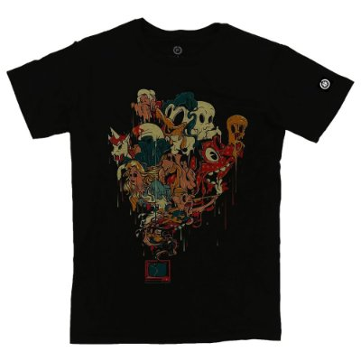 Camiseta Masculina Melting