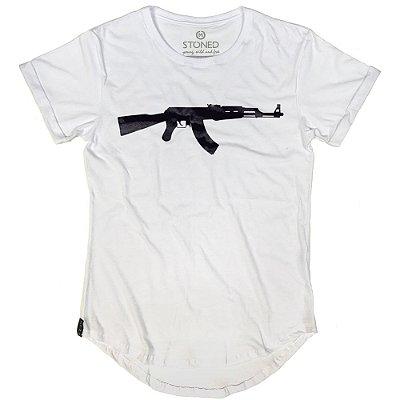 Camiseta Longline AK47