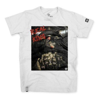 Camiseta Masculina Real King