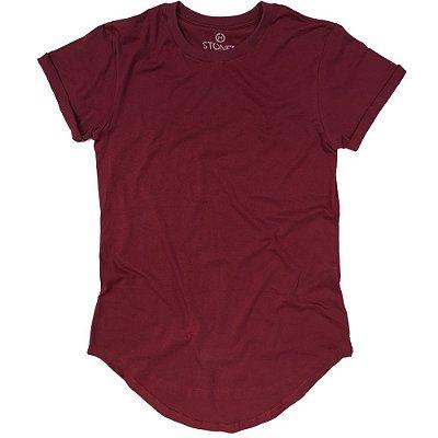 Camiseta Longline Lisa