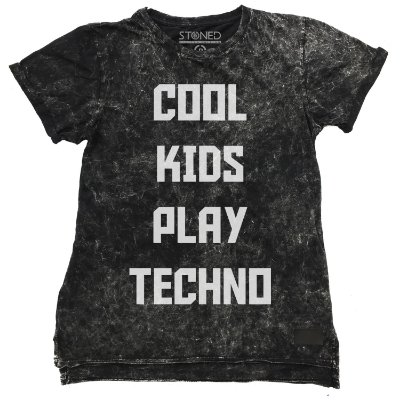 Camiseta Longline Estonada Cool Kids