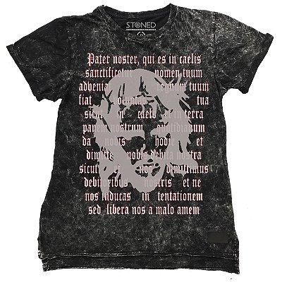 Camiseta Longline Estonada Pater Noster