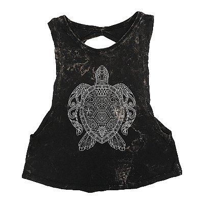 Regata Feminina Estonada Turtle
