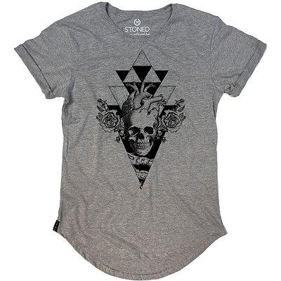 Camiseta Longline Geometry
