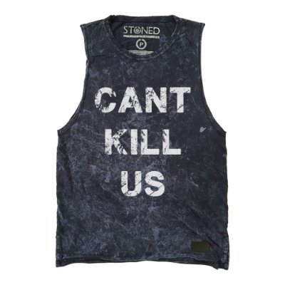 Regata Masculina Longline Cant Kill Us
