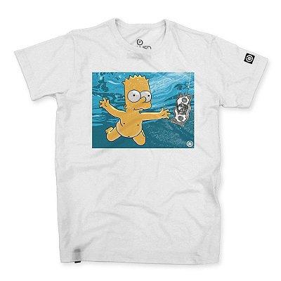 Camiseta Masculina Baby Bart
