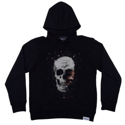 Moletom Space Skull