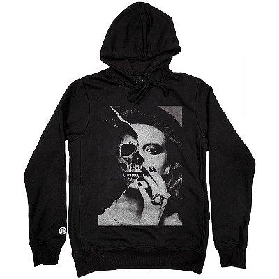 Moletom Skull Girl