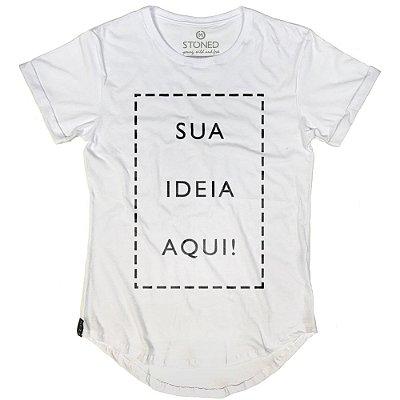 Camiseta Longline Personalizada
