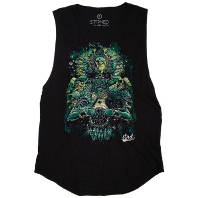 Regata Masculina Longline Honorable Warrior