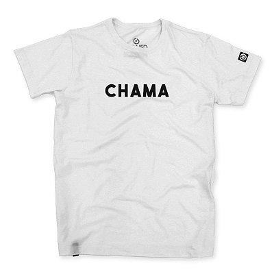 Camiseta Masculina Chama