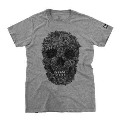 Camiseta Masculina Spring Skull